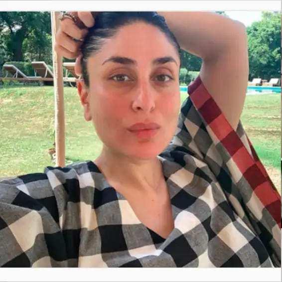 करीना कपूर खान ने बड़ते हुए कोरोना पर दिया?