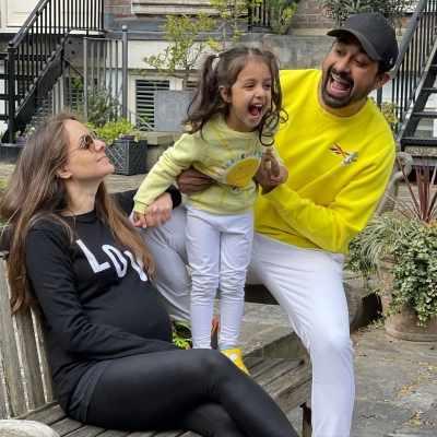 अपनी पत्नी और बेटी से मिले Ranvijay Singh