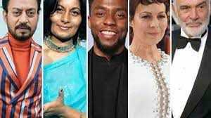 ऑस्कर 2021: इरफान खान, भानु अथैया, चैडविक बोसमैन, हेलेन मैककरी, शॉन कॉनरी और अन्य हुए सम्मानित, जाने पूरी खबर