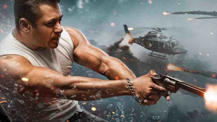 Salman Khan ने दुबई में की 'राधे' की अग्रिम बुकिंग की घोषणा