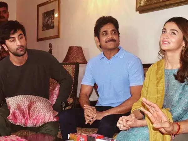 नागार्जुन ने आलिया भट्ट और रणबीर कपूर के साथ काम करने की बात कही