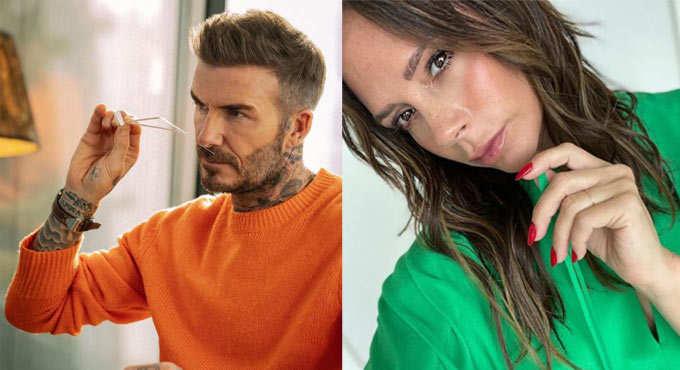 Victoria Beckham : डेविड बेकहम अंडरवियर में करते हैं जूम कॉल