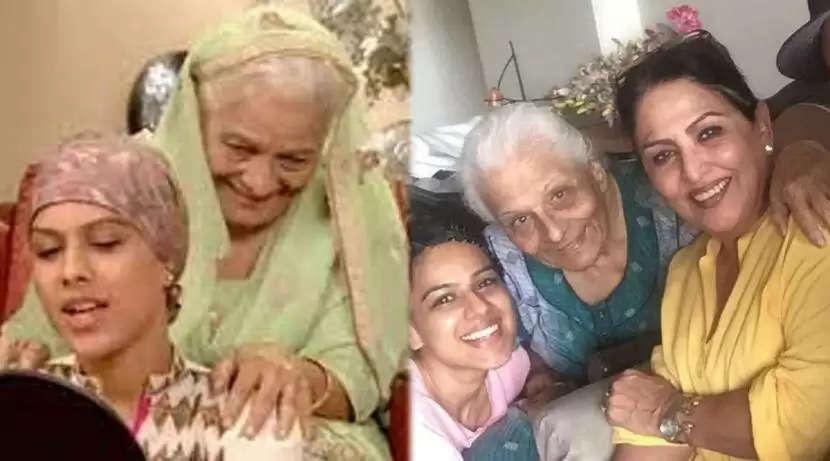 तरला जोशी के निधन के बाद भावुक हैं को-स्टार निया शर्मा!