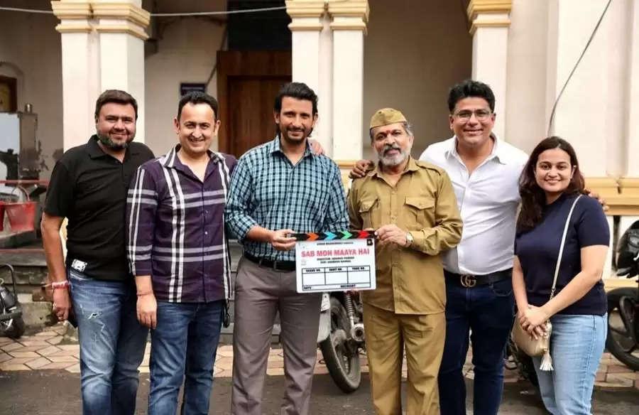 विनोद भानुशाली ने अपने प्रोडक्शन हाउस तले बनने वाली पहली फिल्म की अनाउंसमेंट की