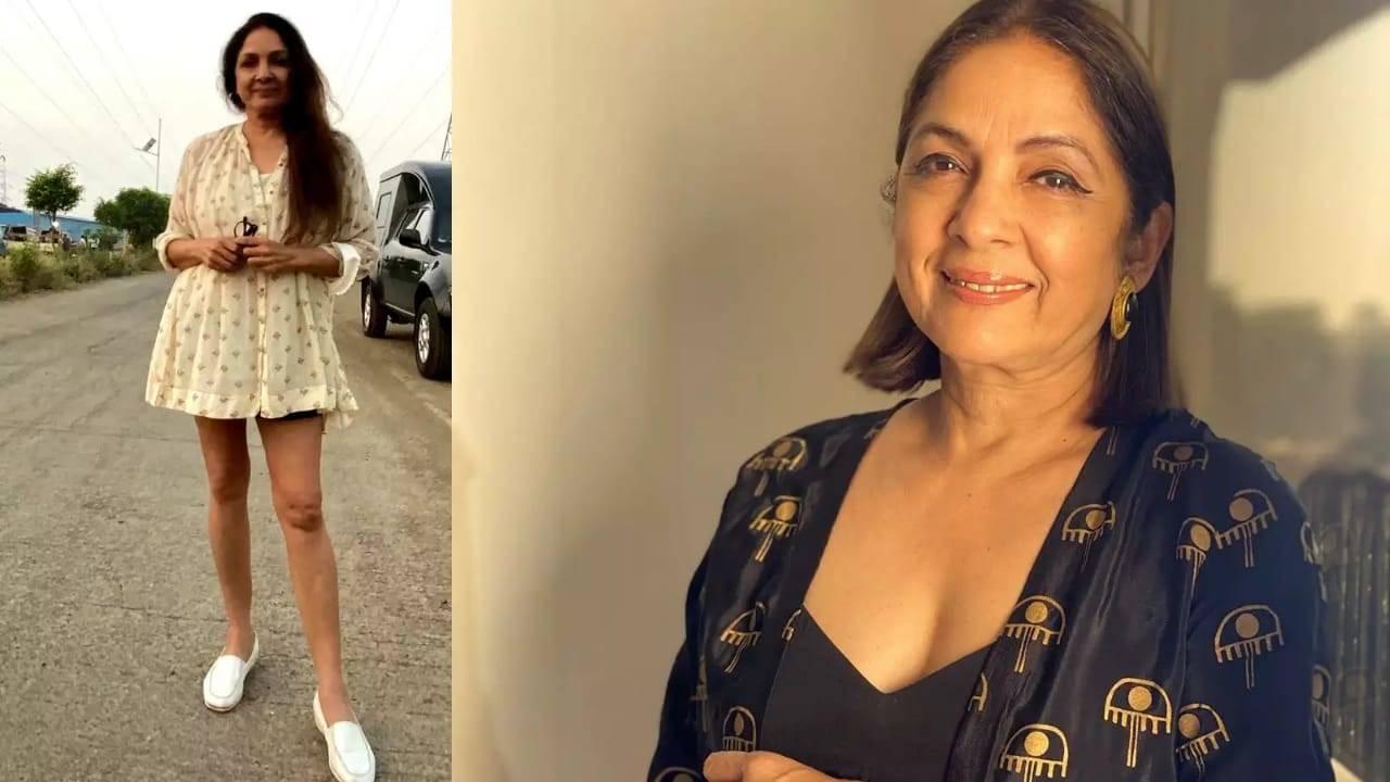 अभिनेत्री नीना गुप्ता ने सिंगल मदर होने के दर्द किया बया,जाने क्या बोला