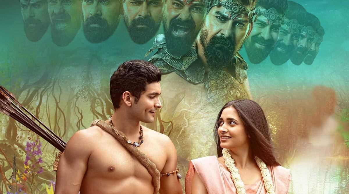 रामयुग का ट्रेलर: कुणाल कोहली भगवान राम की कहानी को लेकर बताते है की...