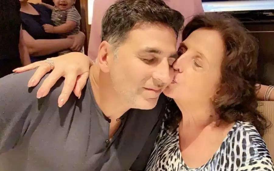 अपने जन्मदिन पर माँ को यादकर भावुक हुए अक्षय कुमार