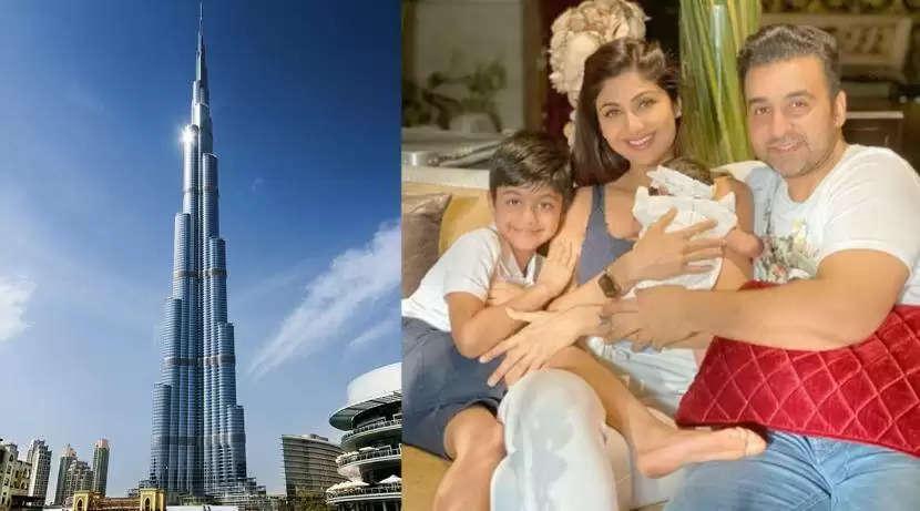 शिल्पा ने बुर्ज खलीफा में बेचा 50 करोड़ रुपये का फ्लैट