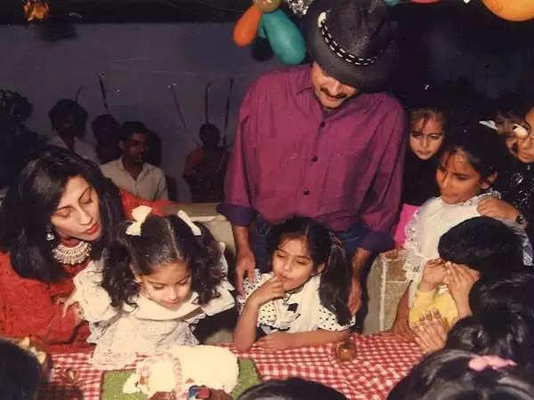 अनिल कपूर ने बेटी सोनम कपूर आहूजा को अपने जन्मदिन के संदेश में याद किया