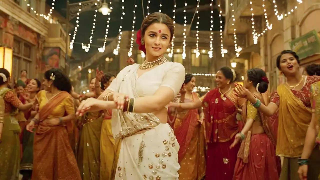 आलिया भट्ट ने 'गंगूबाई काठियावाड़ी' के अंत तक डांस किया