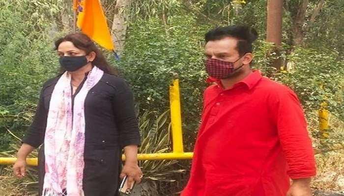 विवादों में घिरी अभिनेत्री उपासना सिंह, जाने कारण