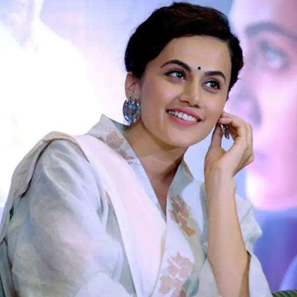 Taapsee पन्नू ने एक ट्रोल को करारा जवाब दिया, आप भी जाने क्या कहा अभिनेत्री ने