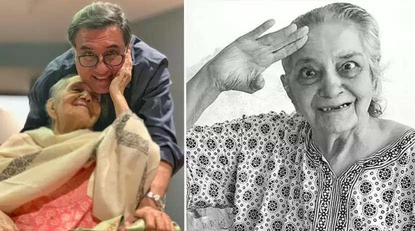 अभिनेता बोमन ईरानी की मां का निधन