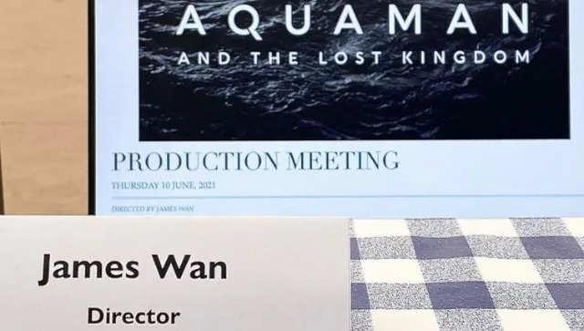 एक्वामैन और द लॉस्ट किंगडम: निर्देशक जेम्स वान ने आखिरकार एक्वामैन सीक्वल के शीर्षक का खुलासा किया
