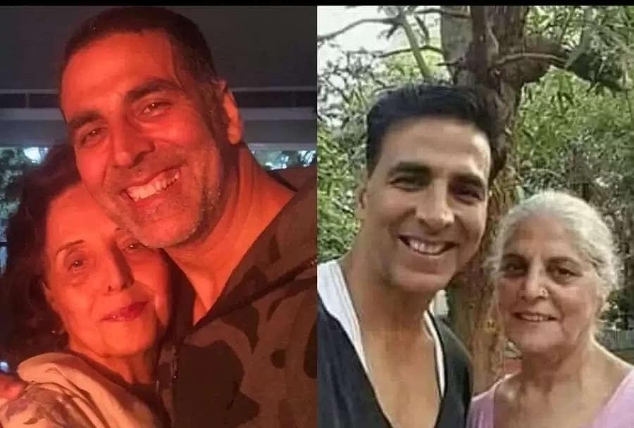 सुपरस्टार अक्षय कुमार की माँ का निधन