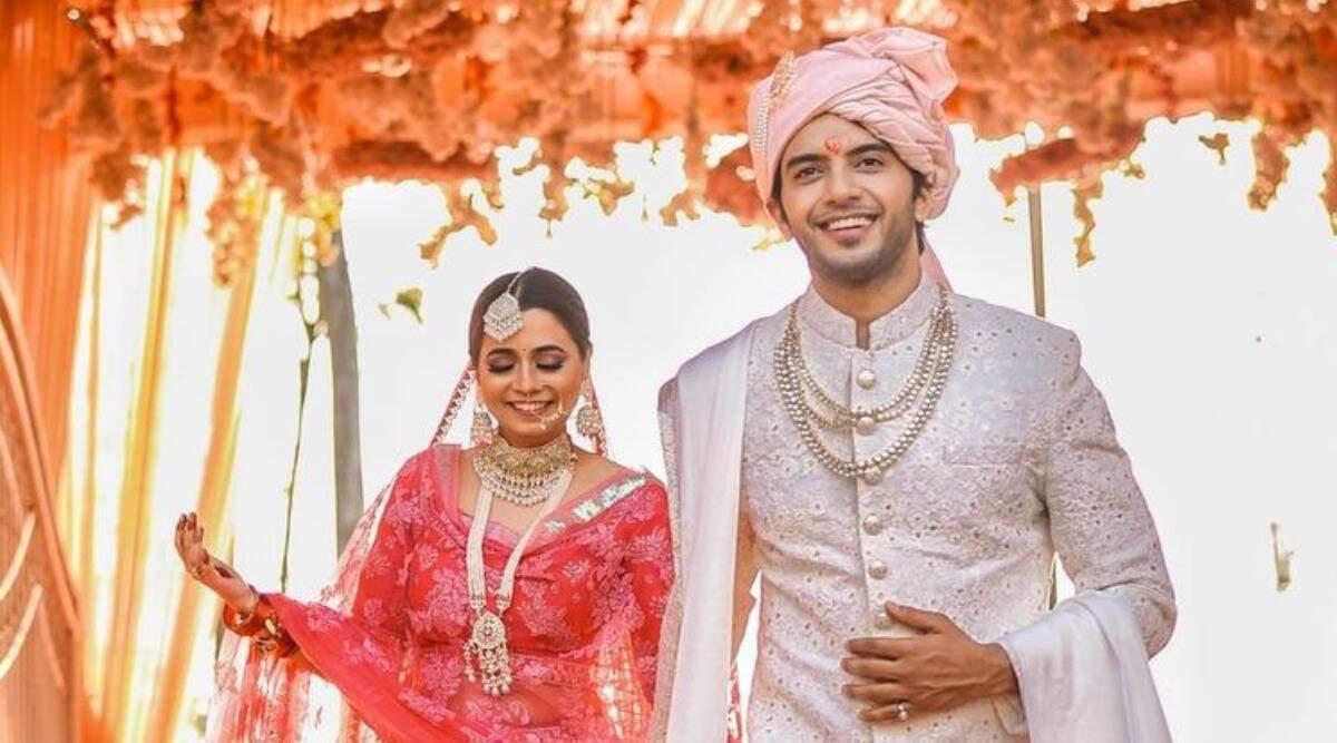 अभिनेता विक्रम सिंह चौहान-स्नेहा शुक्ला की हुई शादी