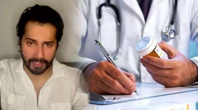 """""""डॉक्टरों को परेशान मत करो, तुम उन्हें मार नहीं सकते,"""" वरुण धवन ने कहा"""