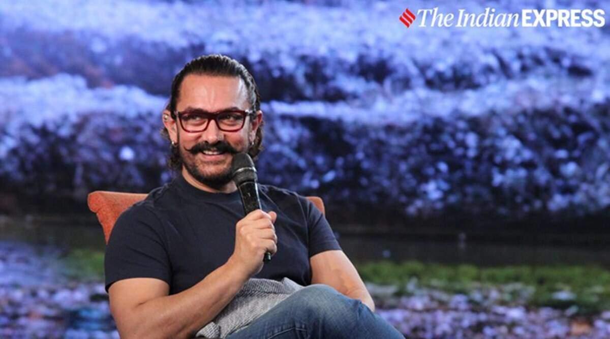 आमिर खान उस समय के बारे में बात करते हैं, जब उन्होंने दीवार के खिलाफ अपनी?